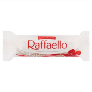Chocolate Rafaello 30g
