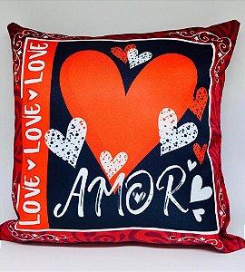 Almofada ''Amor''