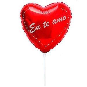 """Balão """"Eu te amo"""""""