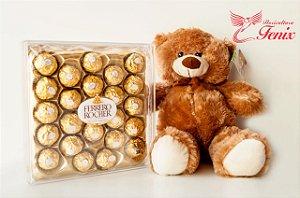 Kit Urso e Ferrero Rocher Grande