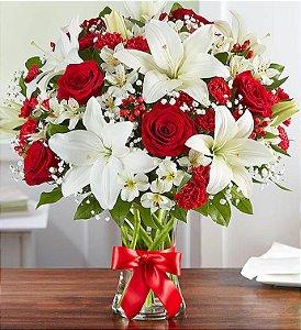 Surpreendente Mix de Flores Nobres