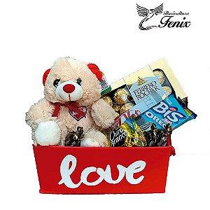Kit de Chocolates Love