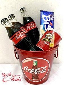 Balde de Coca-Cola Pequeno