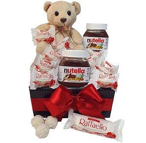 Kit Delicias de Nutella