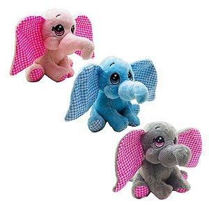 Elefante Baby De Pelucia