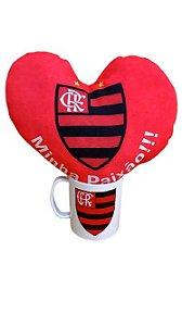 """Kit """"Flamengo minha paixão!!!"""""""