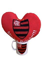 """Kit Flamengo """"Minha Paixão"""""""