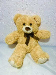 Urso Teddy Bege