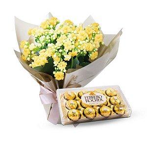 Flor da Fortuna Com Ferrero Rocher 150g