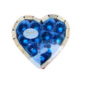 Coração de chocolate médio 134g