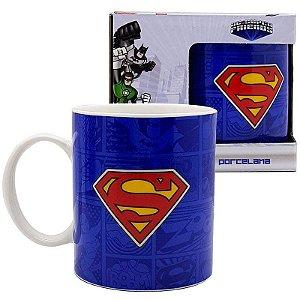 Caneca de Porcelana SuperMan