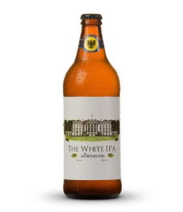 CERVEJA ARTESANAL DORTMUND THE WHITE IPA - 600ml