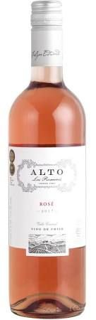 ALTO LOS ROMEROS - ROSE - 750ml