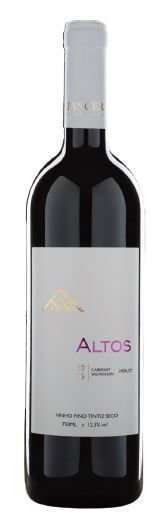 ALTOS - CABERNET SAUVIGNON - MERLOT - 750ml