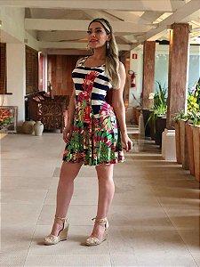 6a7253426f Vestido curto - Vest Premium