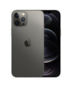 "Apple iPhone 12 Pro Max 256GB Tela de 6,7"", Câmera Tripla de 12MP, iOS"