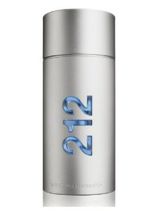 212 Men Carolina Herrera Eau de Toilette - Perfume Masculino 100ml