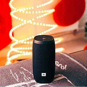 Speaker JBL Link 10 -  Bluetooth/Wi-Fi Bateria de 4.000 mAh