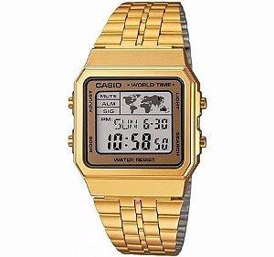 Relógio Casio Retrô Vintage Feminino - 3437