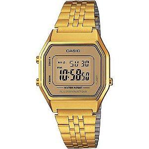 Relógio Casio  Rêtro Vintage Feminino - 3284