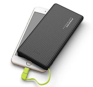 Carregador Portátil Power Bank Pineng - 10.000 MAH