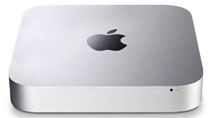 Apple Mac Mini MGEM2LL/A i5 1.4GHz 4GB de RAM 500GB de HD  - Prata.
