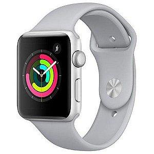 Apple Watch Série 3 42mm MQL02LL/A A1859 - Prata Gelo