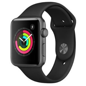 Apple Watch Série 3 42mm MR362LL/A A1859 - Cinza Espacial