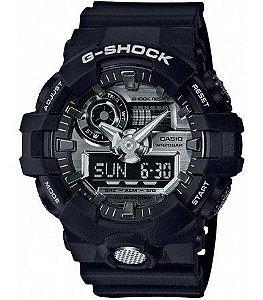 Relógio Casio G-Shock Preto GA7101ADR  - Masculino