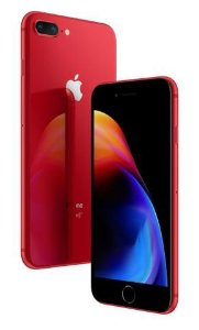 "Apple iPhone 8 Plus (PRODUCT) RED A1897 64GB Tela Retina de 5.5"" 12MP/7MP iOS - Vermelho"