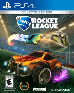Jogo Rocket League Edition - Ps4