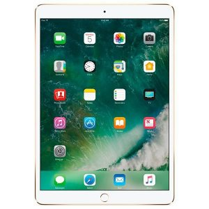 "Apple iPad Pro A1701 MPGK2CL/A Tela Retina de 10.5"" 512GB 12MP/7MP iOS - Dourado"