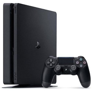 Console Playstation 4 de 1 TR Sony CUH-2015A - Preto
