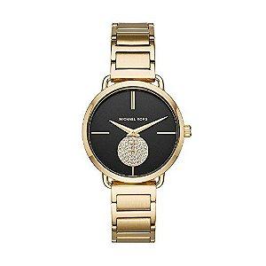 Relógio Michael Kors Dourado Feminino  - MK3788