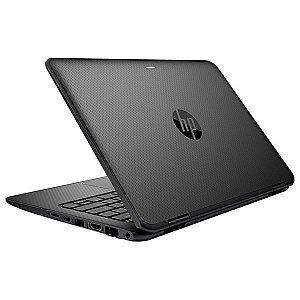 "Netbook HP ProBook x360 11 G1 EE Tela de 11.6"" com 1.1GHz/4GB RAM/128GB HD - Preto"
