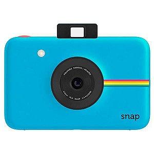 """Câmera Instantânea Polaroid Snap POLSP01BL 10MP Imagem de 2x3"""" - Azul"""