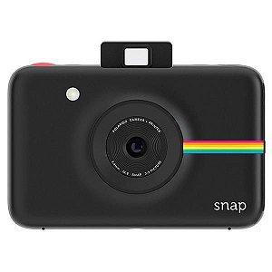 """Câmera Instantânea Polaroid Snap POLSP01B 10MP Imagem de 2x3"""" - Preto"""
