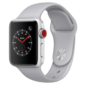 [NOVO] Apple Watch Série 3 42 mm MQKH2ZP/A A1889 - Silver\Fog