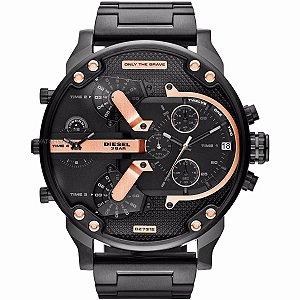 Relógio Diesel Masculino Dz7312/1PN - Preto