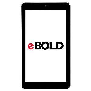 "Tablet eBOLD TB-700 16GB Tela de 7.0"" 5MP/2MP OS 7.1 - Branco"
