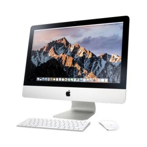 "iMac Apple MNDY2LL/A A1418 Tela de 21.5"" Intel Core i5 3GHz/8GB RAM/1TB HD - Prata"