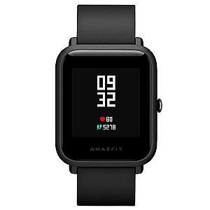 Smartwatch Xiaomi Bip A1608 com Bluetooth/GPS - Preto