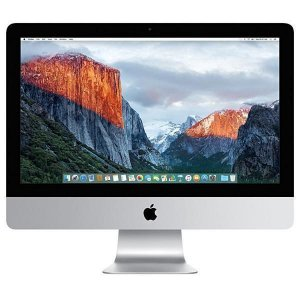 "Apple iMac MK142LL/A A1418 de 21.5"" com Intel Core i5 1.6GHz/8GB RAM/1TB HD - Branco"