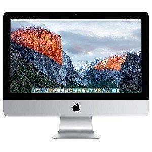 """Apple iMac MK142LL/A A1418 de 21.5"""" com Intel Core i5 1.6GHz/8GB RAM/1TB HD - Branco"""