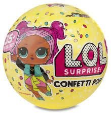 Boneca LOL Surprise Confetti Pop Serie 3