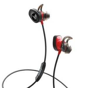 Fone de Ouvido BOSE Soundsport Pulse Wireless - Vermelho