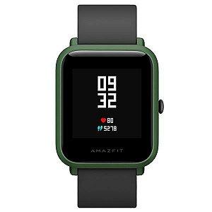 Smartwatch Xiaomi Bip A1608 com Bluetooth/GPS - Preto/Verde