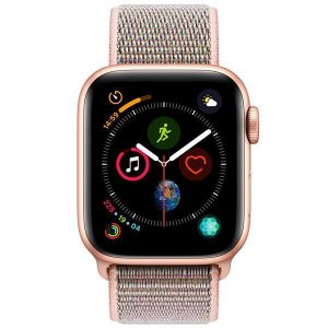 Apple Watch Series 4 40 mm MU692LL/A A1977 – Gold/Pink Sand