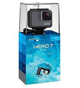 Câmera de Ação GoPro Hero 7 - Silver