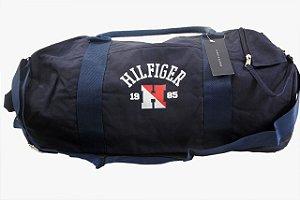Bolsa Sacola Sport Tommy Hilfiger - Azul Marinho